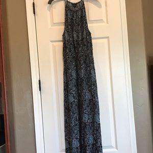 Lucky Brand full length summer dress